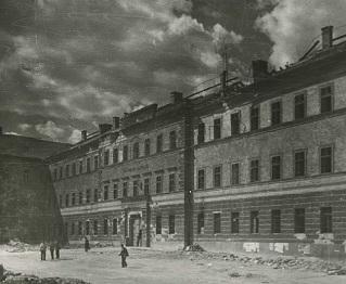 Múzeumtörténet a II. világháború idején